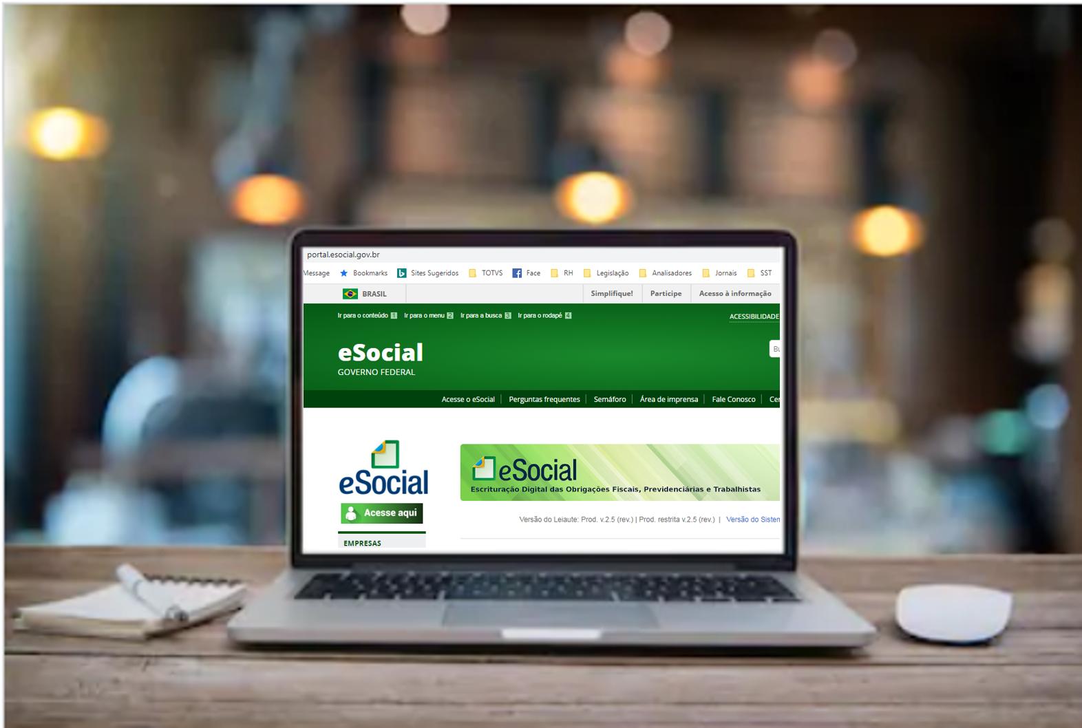 eSocial Simplificado: ambiente de produção restrita estará disponível para todas as empresas a partir de 03 de março